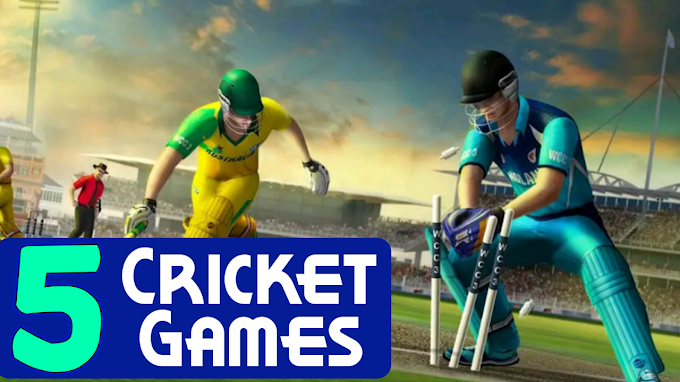 Best HD Graphics Cricket Games For Android 2021