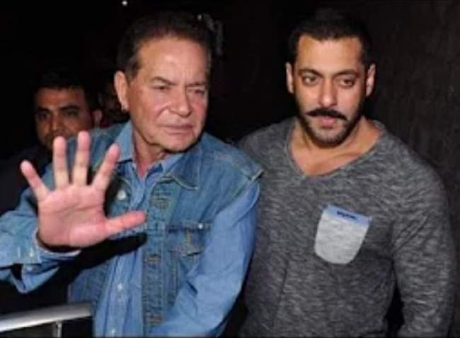 father s day 2020 salman khanm bonding with his father salim khan