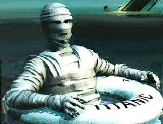 Titanic mummy