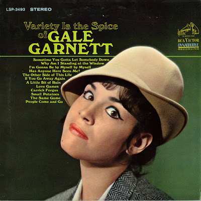 Gale Garnett - Variety is the Spice of Gale Garnett (1966)