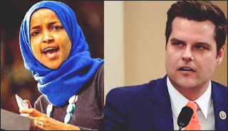 BREAKING NEWS, Matt Gaetz and Omar Clash Over the $350 MILLION for Migrants and Refugees