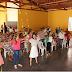 O primeiro aniversário do NASF foi realizado no Centro Comunitário