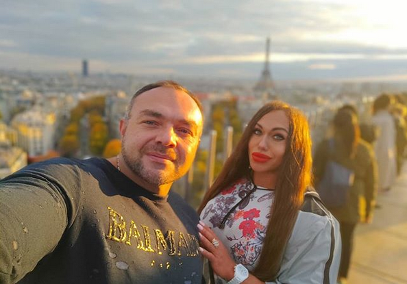 Bodybuilding champion Nataliya Kuznetsova is not embarrassing because her husband does not have muscles like her