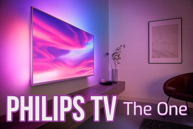 Mejor televisor 4K calidad precio Philips 7304