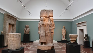 'Egypt' at Ny Carlsberg Glyptotek