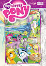 My Little Pony Art Book #1 Comic Cover Prototype Variant