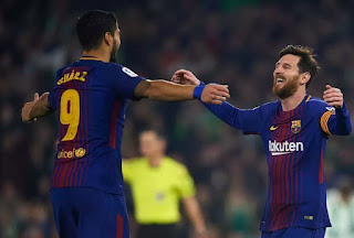 Barcelona are exceeding expectations despite shock Champions League exit