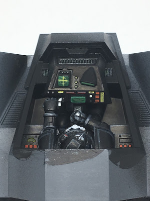 Nephilim Jetfighter Cockpit WIP Rear View