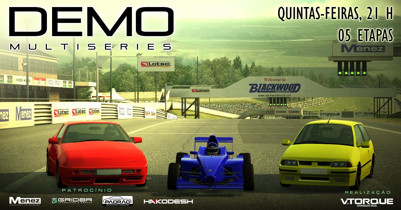 [Demo MultiSeries] Inscrições para participar do Campeonato Demoms_banner