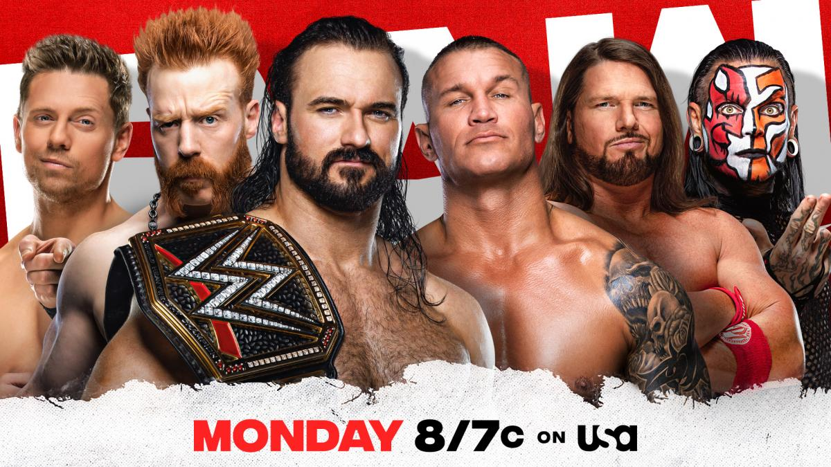 Gauntlet Match com grande estipulação é anunciada para o WWE RAW