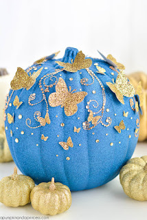 ideas to decorate a pumpkin
