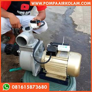Pompa Air Modifikasi Jet 1000 Untuk Kolam Ikan Gurame