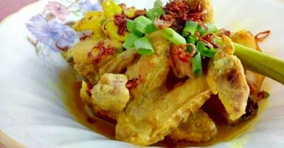 Kuliner Khas Tulungagung Jawa Timur.