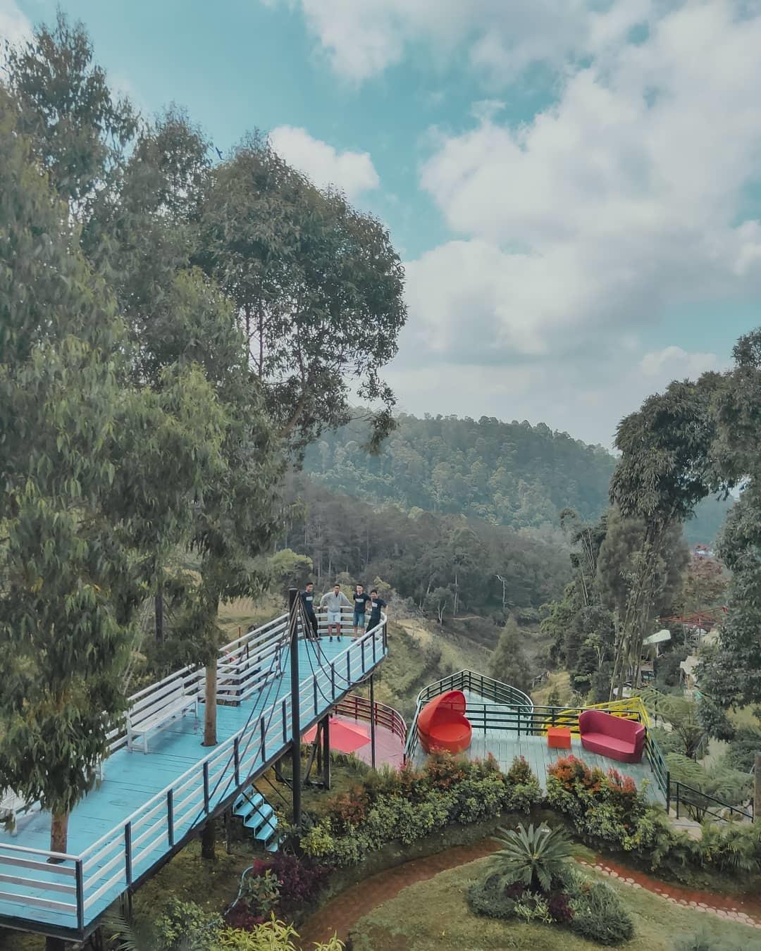 Panorama Keindahan Mbah Djoe Resort