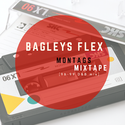 DJ Step One - Bagleys Flex 90er Drum n Bass Mixtape | Montags Mixtape
