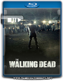 The Walking Dead 7ª Temporada Parte 01 Completa Torrent