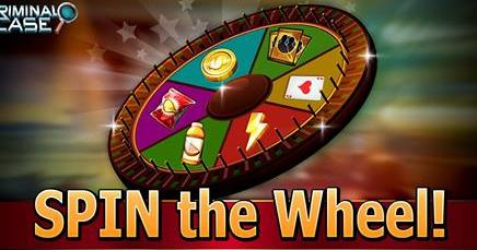 Wheel Of Fortune 🚨 Criminal Case Free Energy Criminal Case