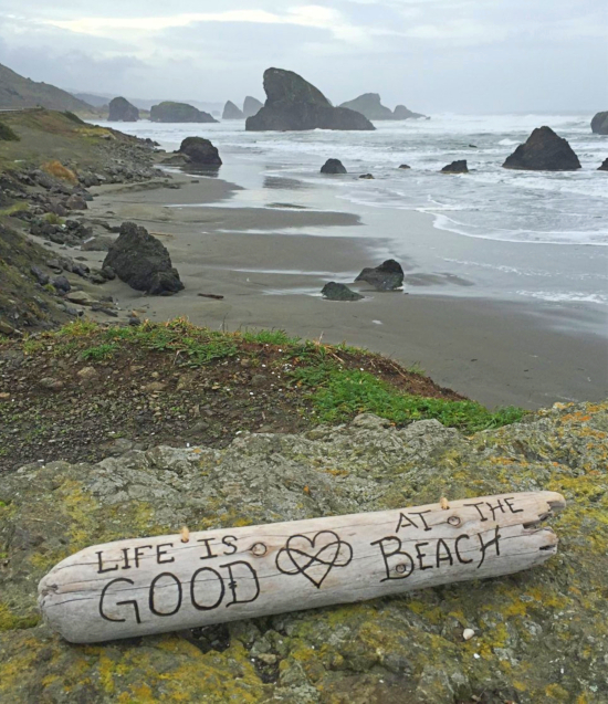 Custom Personalized Driftwood Signs