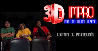 Improvisación 3D | Bastidor Teatro