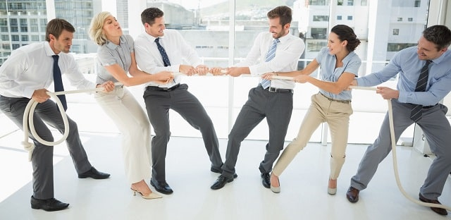 office games boost morale employee team building