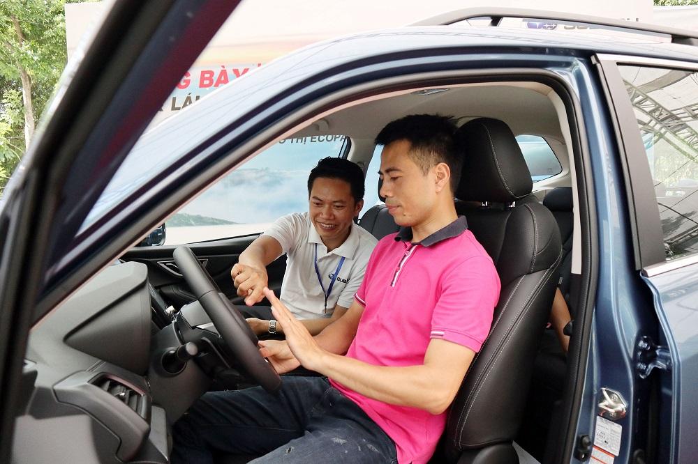 Hội chợ Oto.com.vn lần 2: Hơn 50 lượt đặt cọc mua xe