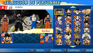 DESCARGA! YA HERMOSO MOD DBZ TTT CON MENÚ PERMANENTE [FOR ANDROID Y PC PPSSPP]+DOWNLOAD