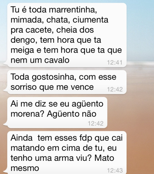 Frases Ironicas: Ciumes