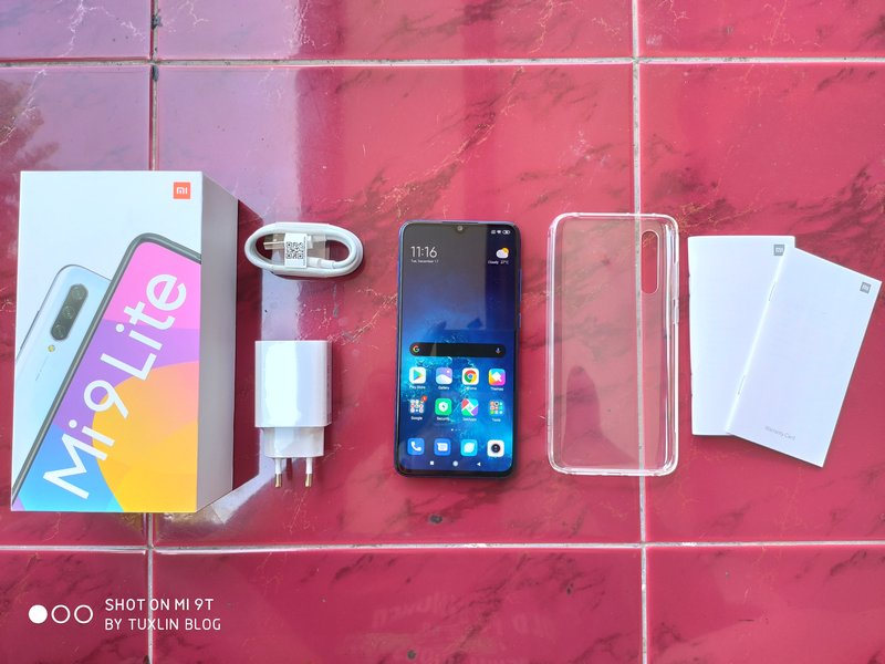 Paket Pembelian Xiaomi Mi 9 Lite