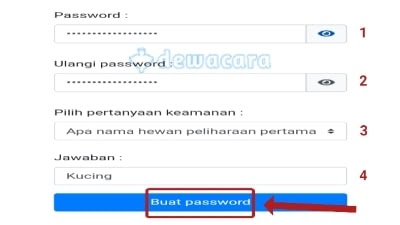 Cara daftar sensus penduduk online