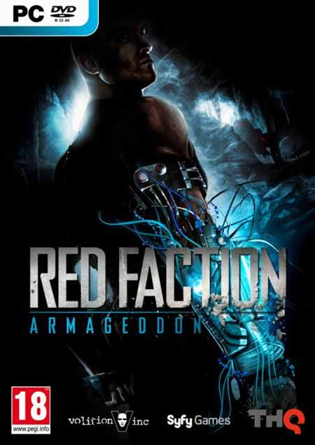 Red Faction : Armageddon torrent download for PC ON Gaming X