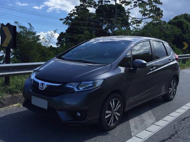 Novo Honda Fit CVT EX 2016