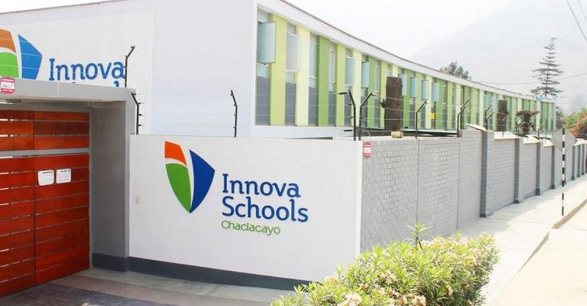Colegio «Innova Schools» presenta una moderna propuesta para el Año Escolar 2021