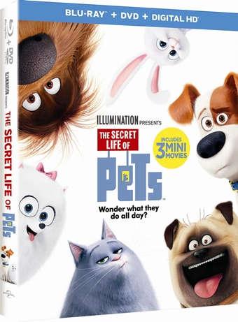 La Vida Secreta de tus Mascotas (2016) HD 1080p Latino