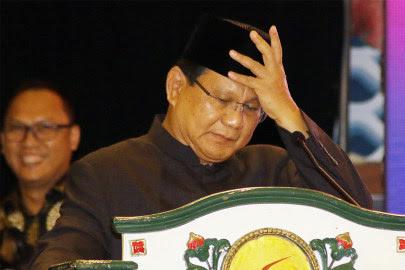 NasDem Sebut Prabowo Khilaf Karena Kerap Pakai Data Tak Akurat soal RI