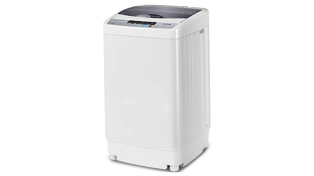 Giantex Full-Automatic Washing Machine