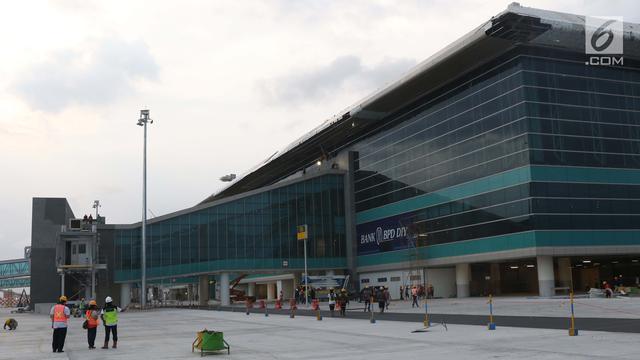 Angkasa Pura I Akan Bangun 2 Hotel Bintang 3 Di Area Bandara Untuk Mendukung Bandara Internasional Yogyakarta