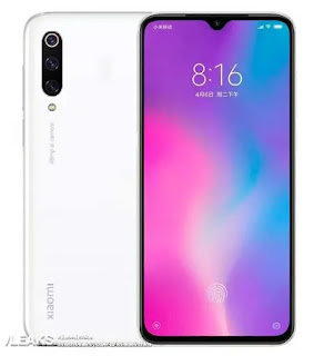 Xiaomi CC 9 Image Leaked Shows its Design with Triple camera