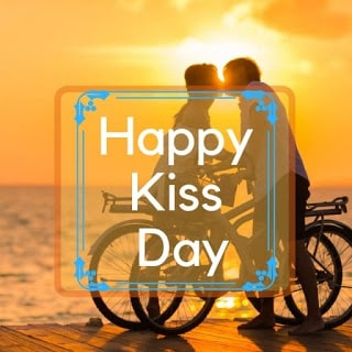 kiss day images for couple