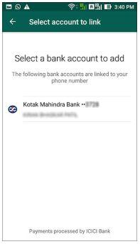 Know how to pay with WhatsApp while this feature has not been launched yet