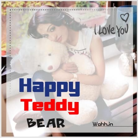 Teddy Bear Status Images for Wife
