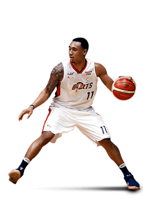 Chris Newsome - Meralco Bolts