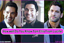 How Well Do You Know Tom Ellis? (Quiz)