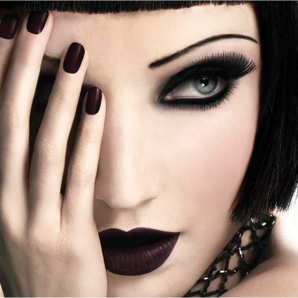 Dicas maquiagem rock and roll maquiagem roqueira