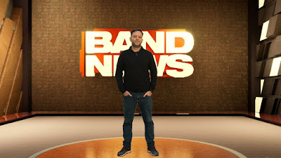 Igor Lopes apresenta a coluna BandNews Tech (Divulgação/BandNews TV)