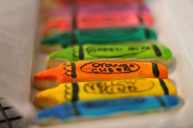 back to school cookies for high school kids, decorated cookies for High school, best decorated cookies,