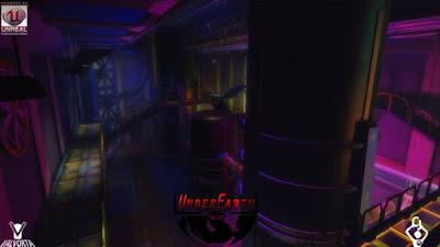 تجربة العبة إستكشاف والمغامرة UnderEarth PLAZA