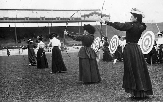 The London Olympics Of 1908: Archery