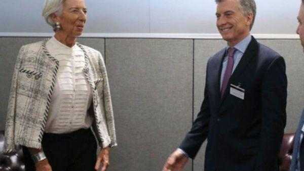 Denuncian a Macri por irregularidades al negociar acuerdo con FMI