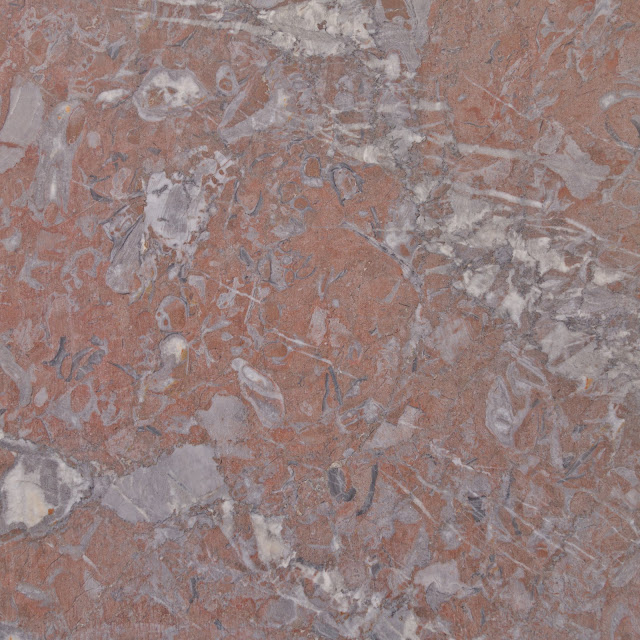 Pink Red Marble Texture 3648x3648
