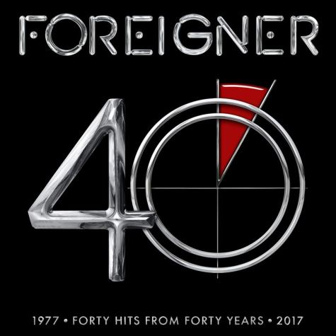 FOREIGNER - 40 [1977 Forty Hits From Forty Years 2017] full